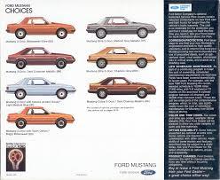 1980 ford mustang mustangattitude com photo detail