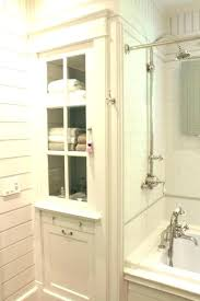bathroom linen closet ideas small linen cabinet narrow linen cabinet narrow linen cabinet