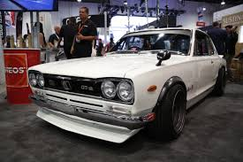 skyline nissan 2016 sema 2016 the eneos booth gives you a great skyline view carblog