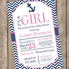 anchor theme baby shower tips to create nautical baby shower invitations best invitations