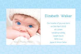 gorgeous birth announcement postcards modern photo children