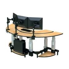 Big Computer Desk Half Desk Furniture End Table Computer Desk Medium Size Of