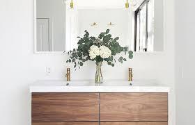 Ikea Hemnes Bathroom Vanity Sink Cool Ikea Hemnes Bathroom Vanity Installation Bright