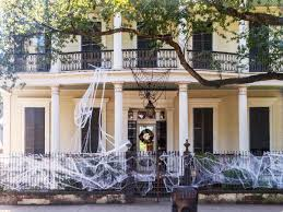 easy halloween spider web crafts coastal living