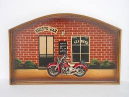 Harley Davidson Decor Pop Art Decoration Restaurants U0026 Commercial Wall Decor