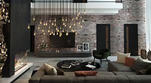 17 livingroom paint ideas dark interior style modern luxury