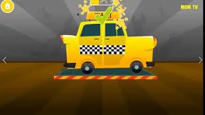 trucks for children kids construction game crawler excavator video