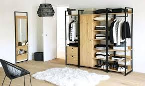 armoire metallique chambre armoire metallique chambre dressing pour ranger moda moment armoire