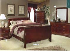 Palladia Wardrobe Armoire Select Cherry Finish Sauder Palladia Six Drawer Dresser In Select Cherry Finish By