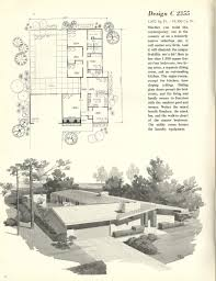 28 mid century modern house plan homes home design plans h hahnow