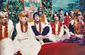 The Inner Light Beatles Rare Photos Of The Beatles In India U2014 Beatles By Day