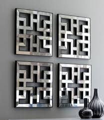 luxury mirror sets wall decor pattern best wall design wallpaper