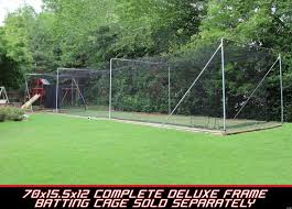 our most popular complete batting cage frame u0026 net system best