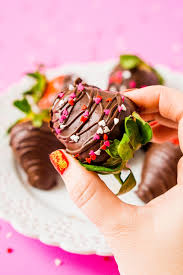 covered strawberries how to make chocolate covered strawberries sugar soul