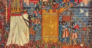 siege of of jerusalem turns into a