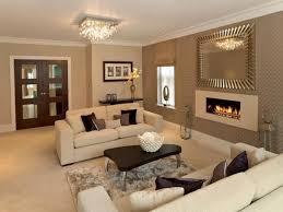 Wohnzimmerwand Braun Design Wandgestaltung Wohnzimmer Beige Inspirierende Bilder