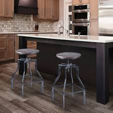 modern backless bar stools counter stools allmodern