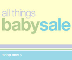 let the sears all things baby sale help you prepare for a new