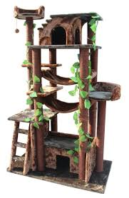 cat furniture dark catfurniture for people in cat tree cat tree to enamour