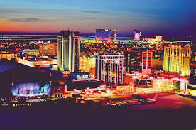Colorful City Atlantic City The City Meetac Photo Source