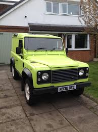 land rover discovery lifted defender with galvanised chassis used land rover cars buy and