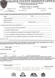 orange county ny handgun license requirements