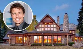 tom cruise mansion show me the money tom cruise to sell luxury ranch for 37million