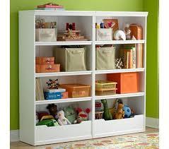 Adjustable Shelves Bookcase Kids U0027 Bookcases Kids White Flat Top With Adjustable Shelves