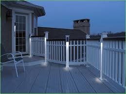 Wiring Outdoor Flood Lights - lighting tan vinyl fence post lights 5x5 vinyl post solar light