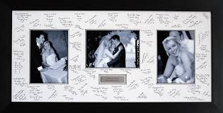 personalized wedding autograph frame signature picture frame for wedding wedding picture