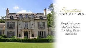 neo classical homes stephen fuller designs custom homes