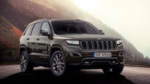 jeep grand wagoneer concept 2018 jeep grand cherokee review top speed