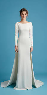 White Wedding Dresses The 25 Best Plain Wedding Dress Ideas On Pinterest Elegant
