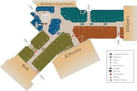 Sawgrass Map Mall Directory Wiregrass Commons Mall