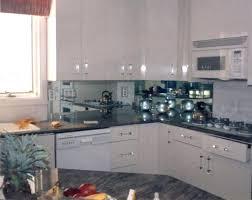 kitchen backsplash mirror diy mirrored kitchen backsplash pictures mirror tiles subscribed