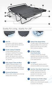 replacement mattress for sleeper sofa mattress