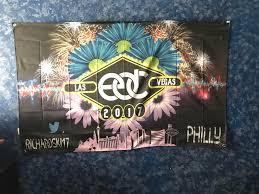 Custom 3x5 Flags I Now Present My New 2017 Custom Edc Flag Electricdaisycarnival