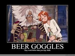 Beer Goggles Meme - beer goggles anime meme com