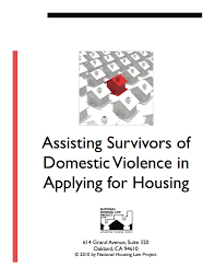 housing protections for survivors of violence national housing
