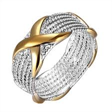 fashion cross rings images Low price gold ring fashion cross rings for women men classic jpg