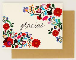 Wedding Wishes En Espanol Wedding Thank You Cards Etsy