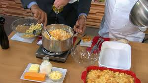 truffle mac u0026 cheese emeril lagasse recipe abc news