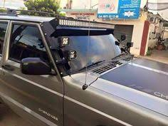 how to build led light bar jeep wrangler tj light bar gutter guard simple way to protect
