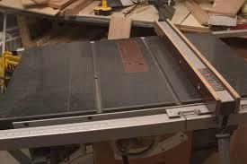 Granite Table Review Ridgid R4511 10 In Granite Top Table Saw By Purplev