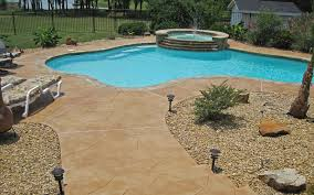 how to resurface your concrete pool deck and bring a renewed sense