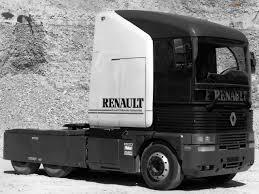 og 1990 renault ae magnum 1985 renault ve10 experimental truck