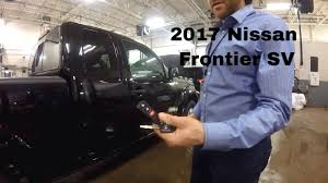 nissan frontier engine size 2017 nissan frontier sv premium package king cab 4x4 mid size in