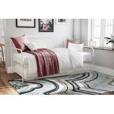 white daybeds you u0027ll love wayfair