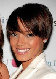 short hairstyles for naturally curly hair short haircut color ideas