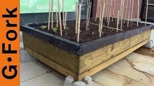 building raised garden beds for schools and more gardenfork